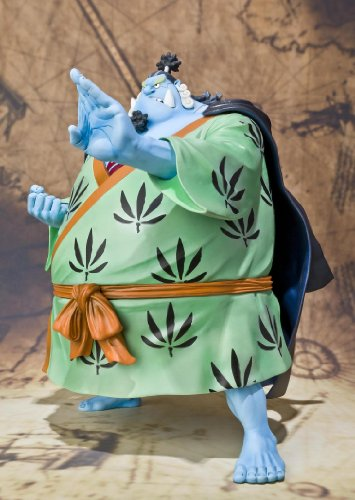 One Piece: Jinbei (New World Ver.) Figuarts Zero Figure (japan import) 3
