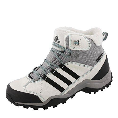 adidas Damen Cw Winterhiker Ii Cp W Klassischer Stiefel Weiß/Grau