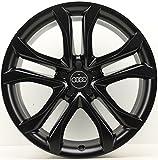 4 Original Audi A8 S8 4H D4 A7 S7 4H0601025J 9x20 ET37 Schwarz Alufelgen 29314