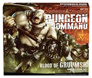 Wizards Of The Coast 398690000 - Dungeon Command - Blood of Gruumsh, Brettspiel (0786960426) | Amazon price tracker / tracking, Amazon price history charts, Amazon price watches, Amazon price drop alerts