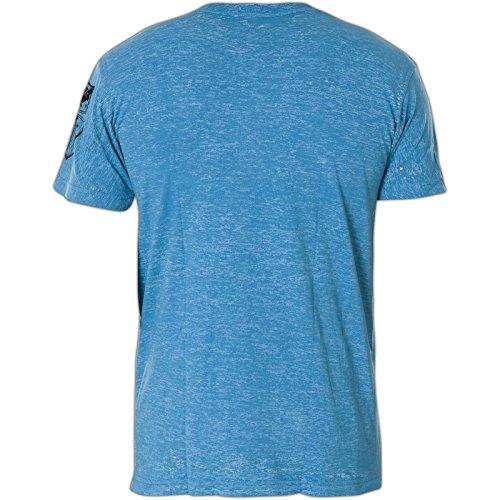Xtreme Couture by Affliction T-Shirt Tornado Blau Blau