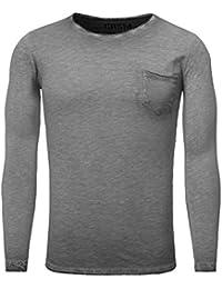 Carisma - T shirt manche longue T-shirt CRSM3174 gris fonce - Gris