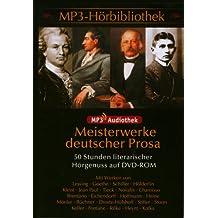 Meisterwerke deutscher Prosa. DVD . Die mp3 - Hörbibliothek
