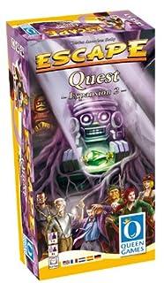 Queen Games 61025 - Escape Erweiterung 2: Quest, Brettspiel (B00B5DWT9G)   Amazon price tracker / tracking, Amazon price history charts, Amazon price watches, Amazon price drop alerts