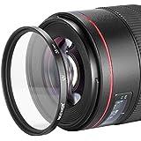 BestDealUK 58mm UV Filter Lens for Canon 18-55mm 50mm 55-250mm