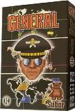 General - Le simple et excitante jeu pour 2-6 joueurs, âgés de 8 (Jeu de société, Jeu de carte, Jeu d'ambiance, Jeu de famille, Jeu de voyage, Jeu de stratégie)
