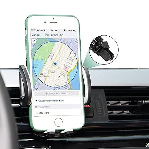 Amotus Handyhalterung Halter Auto Lüftung Lüftungsschlitz Belüftung Universale Autohalterung Phone