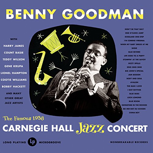 Live At Carnegie Hall-1938 Com...