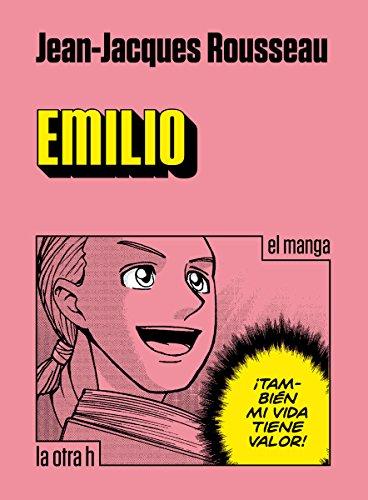 Emilio: el manga por Jean-Jacques Rousseau