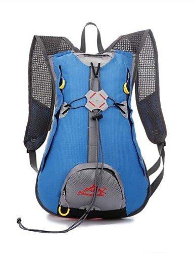 ZQ 20L L Rucksack Camping & Wandern / Reisen / Radsport Outdoor Wasserdicht / Wasserdichter Verschluß / AtmungsaktivGrün / Rot / Blau / rose red
