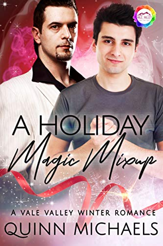 A Holiday Magic Mixup: A Winter Romance (Vale Valley Book 7) (English Edition)