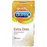 Best Condoms - Durex Condoms, Extra Dots - 10 Count Review