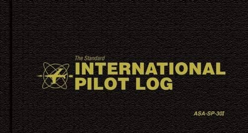 The Standard International Pilot Log: ASA-SP-30i