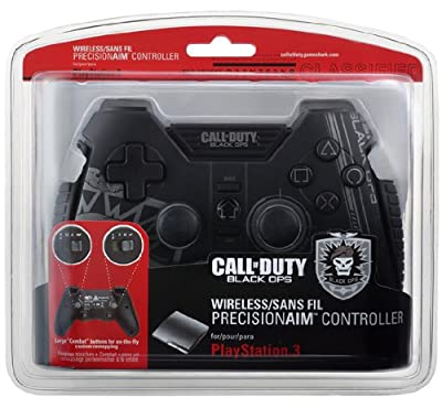 PS3 Call of Duty Black OPS PrecisionAIM Controller