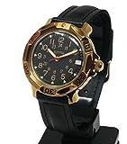 Cucuba, Wostock, russische Armbanduhr, mechanisches Uhrwerk, 17Rubine- Geschenkidee Mod: 039