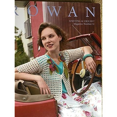 Rowan ovillo de lana para tejer & ganchillo patrón libros