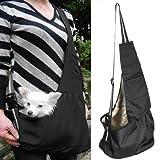 Kleine Hunde Welpen Katze Tasche Hundetasche Haustier Umhänge Tragetasche Transporttasche