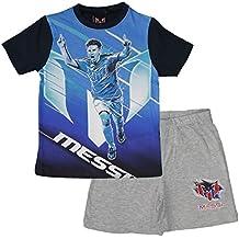 Lionel Messi Pijama Dos Piezas - para Niño b89a6b414d203