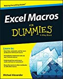 Excel Macros For Dummies (For Dummies (Computer/Tech))