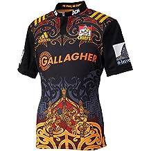 adidas Chiefs doméstica/Camiseta de rugby réplica Varios colores Scarle/Black Talla:XS