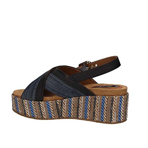 Wrangler Sandalo WL171640 WL171640 Wrangler Donna Blu UrxRU4zYqw