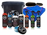 Best Detailing Kits - DetailedOnline Car Valeting Interior Exterior Kit Carnauba Wax Review