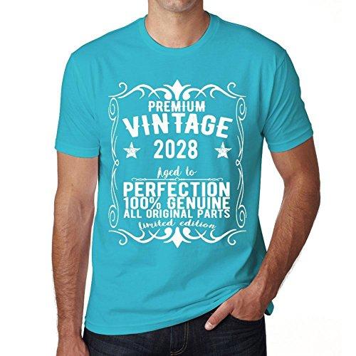 2028 maglietta blu uomo compleanno magliette maglietta regalo Blu