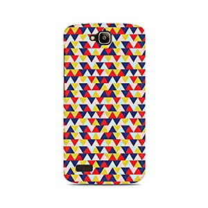 TAZindia Printed Mobile Hard Back Case Cover For Huawei Honor Holly