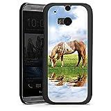 DeinDesign HTC One M8s Hülle Case Handyhülle Ponny Horse Pferd