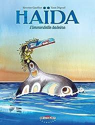 Haïda - L'immortelle baleine