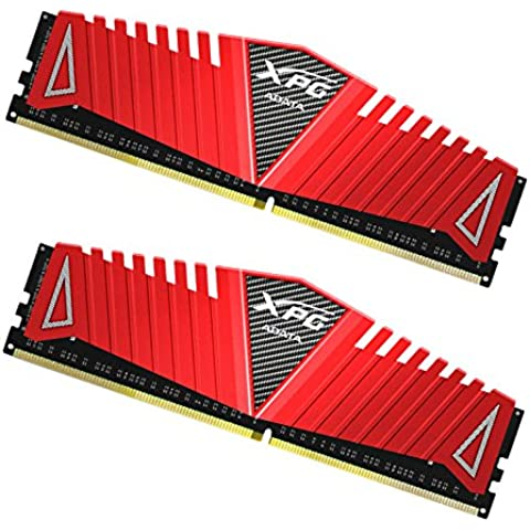 ADATA 16GB DDR4-2133 16GB DDR4 2133MHz módulo de - Memoria (DDR4, PC/server, 0 - 85 °C, -55 - 100 °C, 2 x 8 GB, Heatsink)