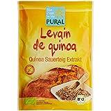 Pural Levain de Quinoa sans Gluten Bio Lot de 3