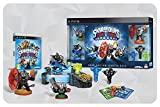 Skylanders -Trap Team - Dark Edition - Inklusive Kaos trap und Dark Wildfire , Dark Snap Shot und Dark Food Fight Zahlen (PS3) [ Playstation 3 ]