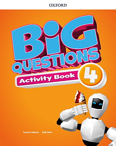 Big Questions 4. Activity Book - 9780194107464 por Mary Charrington