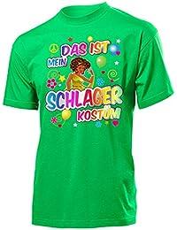 DAS IST MEIN SCHLAGER KOSTÜM T-Shirt Herren S-XXL