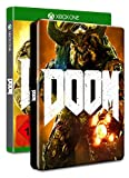 DOOM - 100% Uncut - Day One Edition inkl. Steelbook (exklusiv bei Amazon.de) - [Xbox One]