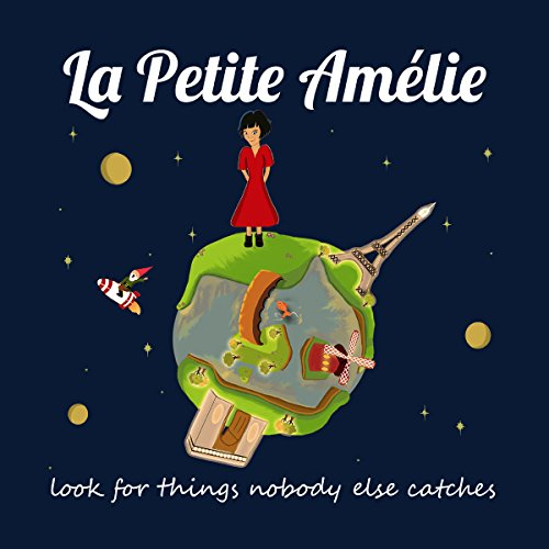 La Petite Amelie Women's Hooded Sweatshirt Navy Blue