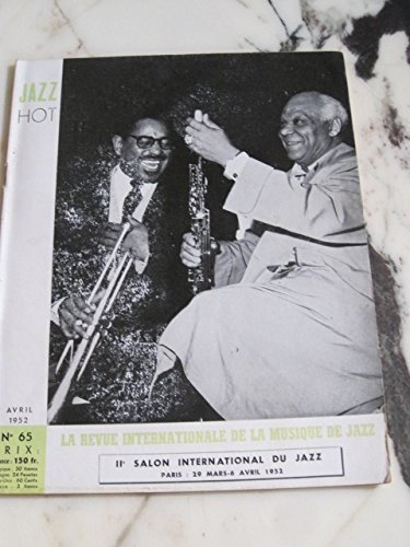 JAZZ HOT [No 65] du 01/04/1952 - LA REVUE INTERNATIONALE DE LA MUSIQUE DE JAZZ.2EME SALON INTERNATIONAL DU JAZZ.