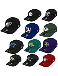 New Era Pittsburgh Steelers New Era Cap Snapback Verstellbar 9fifty NFL Stretch Schwarz - One-