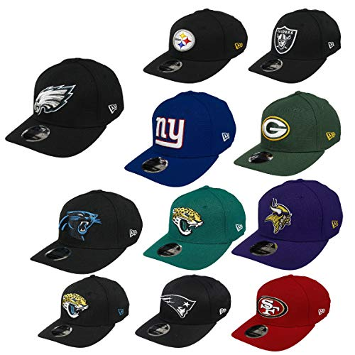 New Era San Francisco 49ers New Era Cap Snapback Verstellbar 9fifty NFL Stretch In Rot - One-Size San Francisco Flag
