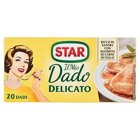 STAR DELICATO STOCK CUBES
