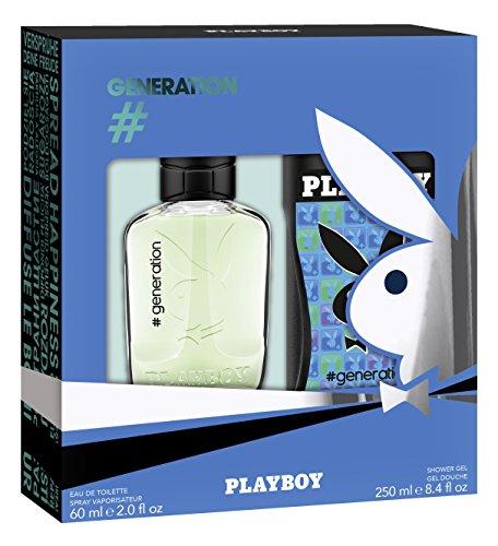 Playboy Generation Herren Geschenkset