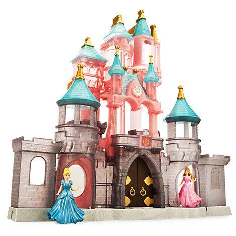 Preisvergleich Produktbild Disney Princess / Prinzessinnen Schloss Spiel Set - Original Disney Parks Merchandise