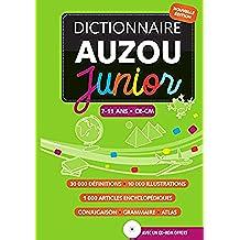 Dictionnaire Junior Auzou: 7-11 ans CE-CM (DICTIONNAIRES E)