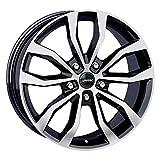 Autec Felgen UTECA 9.0x20 ET43 5x108 SWP für Ford C-MAX Edge Focus Galaxy Kuga Mondeo S-MAX