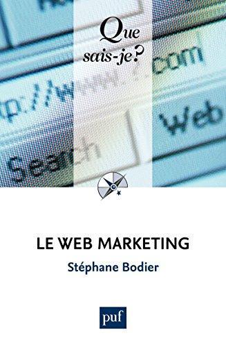 le-web-marketing-que-sais-je-n-3905