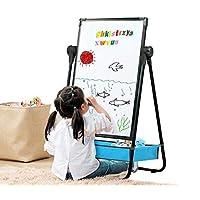 Enjoy Multi Angel Adjustable Double Sided Drawing Board Whiteboard & Chalkboard Magnetic Dry Erase Board with Kids Arts…