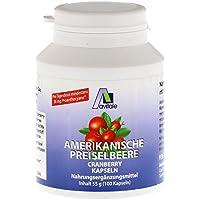 PREISELBEERE amerikanisch 400 mg Kapseln, 100 St preisvergleich bei billige-tabletten.eu