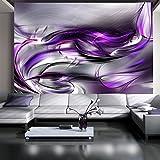 murando – Papier peint intissé - 350x256 cm - Trompe l oeil - Tableaux muraux – Déco XXL - abstraction a-A-0015-a-b