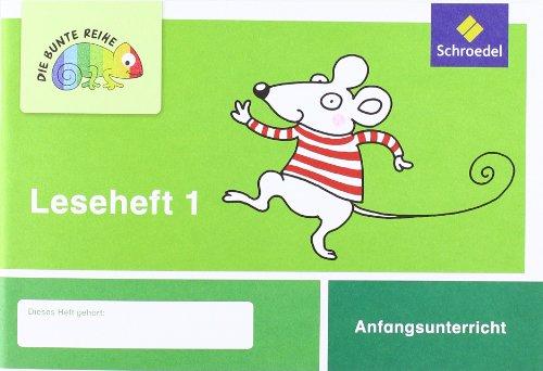 DIE BUNTE REIHE - Deutsch: Paket: Lesehefte 1-5